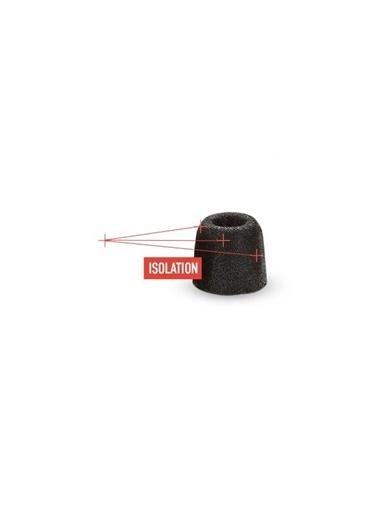 Comply Foam Comply Foam Tx-100 İzolasyon Artırıcı Kulak Süngeri Siyah